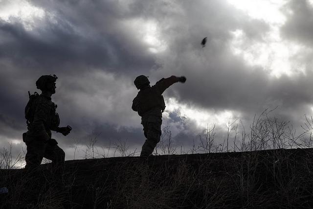 Image courtesy of Flikr user US Army.
