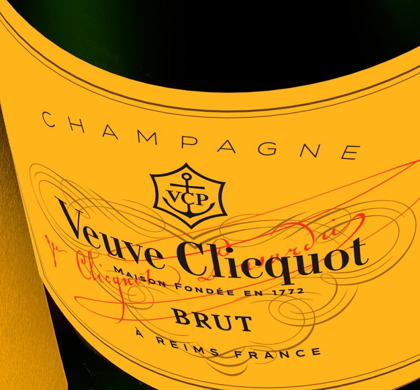 Image courtesy of Veuve Clicquot.